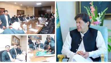 Photo of وزیراعظم عمران خان سے پی سی بی حکام اور قومی ٹیم کی ملاقات
