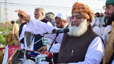 Photo of وزیر داخلہ کی تبدیلی اصل میں عمران نیازی کی ناکامی ہے، مولانا فضل الرحمٰن