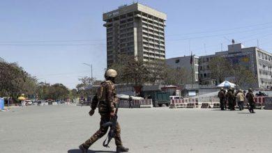Photo of کابل: وزرات مواصلات و آئی ٹی کمپاؤنڈ پر حملہ، 3 اہلکاروں سمیت 7 افراد ہلاک