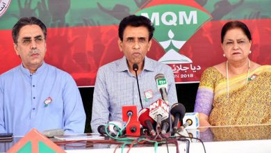 Photo of اٹھارہویں ترمیم کے نام پر دھوکا دیا گیا، خالد مقبول صدیقی کا 27 اپریل کو جلسے کا اعلان