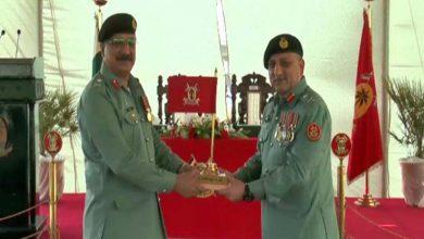 Photo of نئے ڈی جی رینجرز سندھ کی کمان میجر جنرل عمر بخاری نے سنبھال لی