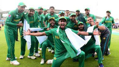 Photo of آئی سی سی ون ڈے رینکنگ؛ پاکستان چھٹی پوزیشن بچانے میں کامیاب