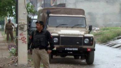 Photo of پشاور میں سیکیورٹی فورسز کا آپریشن مکمل، 5 دہشتگرد ہلاک