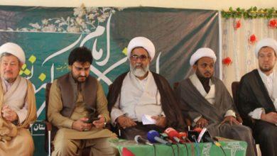 Photo of بلوچستان میں دہشتگردوں کی نرسری اور کالعدم گروہوں کو لگام نہ دینا حکمرانوں کی نااہلی ہے، علامہ راجہ ناصر عباس