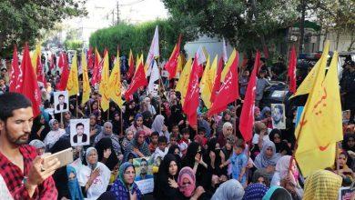 Photo of شیعہ لاپتہ افراد کے اہلخانہ کا صدر مملکت عارف علوی کی رہائشگاہ پر احتجاجی دھرنا