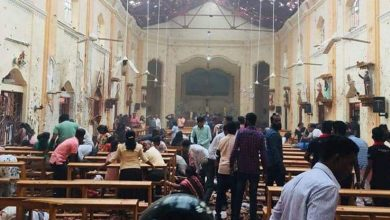 Photo of سری لنکا میں گرجا گھروں اور ہوٹل دھماکوں میں 207 افراد ہلاک، کرفیو نافذ