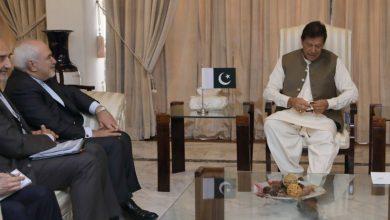 Photo of وزیراعظم عمران خان سے محمد جواد ظریف کی ملاقات، دو طرفہ تعلقات پر بات چیت