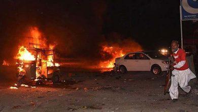 کوئٹہ میں دھماکہ