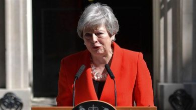 Photo of برطانوی وزیراعظم تھریسامے کا مستعفی ہونے کا اعلان