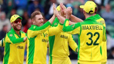 آسٹریلوی کرکٹ ٹیم