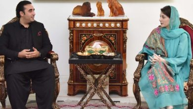 Photo of حکومت گرتی ہے تو گرے، بجٹ منظور نہیں ہوگا، بلاول اور مریم کا ملاقات میں اتفاق