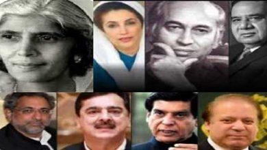 Photo of پاکستان کے وہ غدار جنہیں عوام پسند کرتے تھے، 8 تو وزیراعظم رہ چکے ہیں