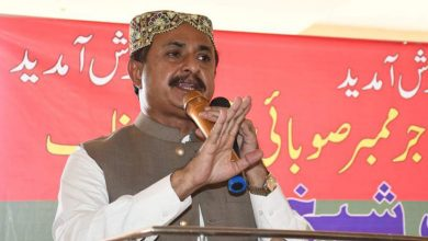 Photo of سندھ حکومت بجٹ کرپشن کرنے کیلئے بناتی ہے، عوام کو ریلیف نہیں دیا جاتا، حلیم عادل شیخ