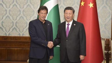عمران خان شی جن پنگ