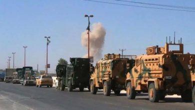 Photo of شام میں ترک فوج کے قافلے پر فضائی حملہ، 3 افراد ہلاک اور متعدد زخمی