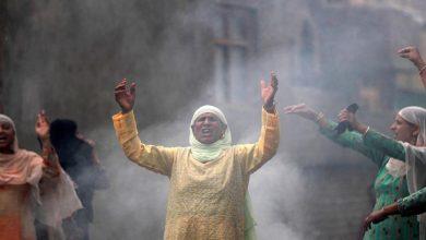 Photo of کشمیری خواتین کی سڑکوں پر وزیراعظم پاکستان کے حق میں نعرے بازی