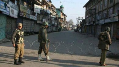 Photo of مقبوضہ کشمیر میں بلیک آؤٹ , مریض طبی سہولیات سے محروم