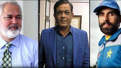 پاکستان کرکٹ بورڈ نے ایسوسی ایشن کرکٹ ٹیموں کے انتخاب کے لیے تین رکنی آزاد ماہرین کا پینل