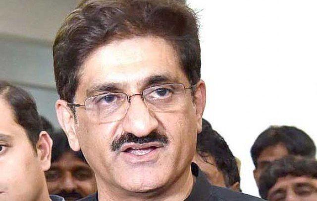 گورنر سندھ کا کچرے کی صفائی میں کوئی کردار نہیں، مراد علی شاہ