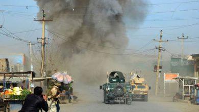 Photo of افغان شہر قندوز میں خودکش دھماکا، پولیس ترجمان سمیت 10 افراد ہلاک