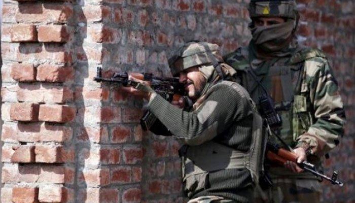 مقبوضہ جموں و کشمیر میں بھارتی فورسز کی جانب سے ریاستی دہشت گردی