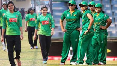 Photo of بنگلہ دیشی خواتین نے پاکستان میں کھیلنے کی ہامی بھرلی