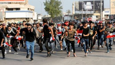 Photo of عراق میں حکومت مخالف مظاہرے، تین روز میں ہلاکتیں 20 ہوگئیں