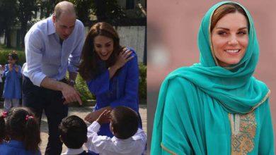 Photo of برطانوی شہزادی کا پاکستان سے اظہار محبت
