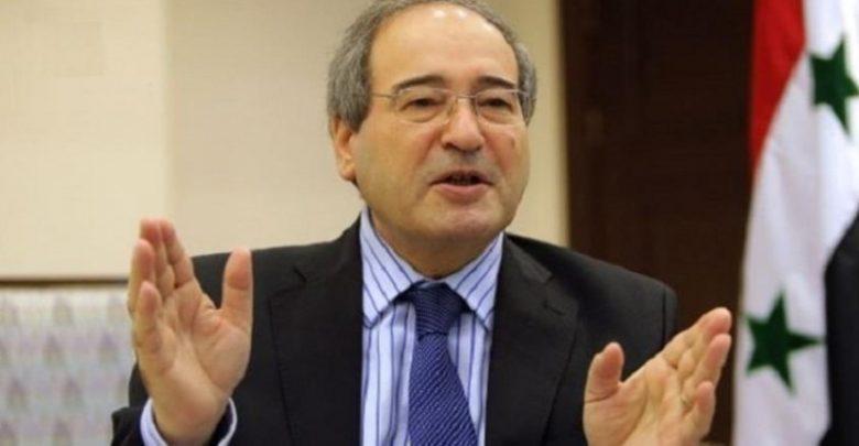 ترکی کو شامی حکومت کا سخت انتباہ