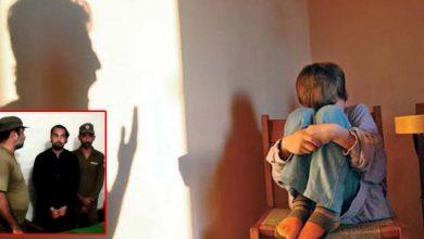 Photo of بچوں سے بدفعلی اور بلیک میل کرنے والا ملزم گرفتار