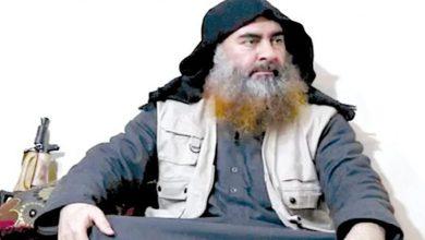 Photo of ابوبکر البغدادی ہلاک،امریکی میڈیا کا دعویٰ