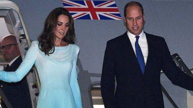 Photo of برطانوی شہزادہ اور شہزادی اہم شخصیات سے ملاقاتیں