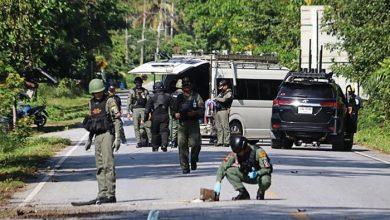 Photo of تھائی لینڈ میں سیکیورٹی چیک پوسٹ پر حملے میں 15 دفاعی رضاکار ہلاک
