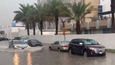 محکمہ موسمیات کے مطابق طوفانی بارشوں کے باعث کئی علاقوں میں سیلابی کیفیت بھی پیدا ہو گئی ہے۔