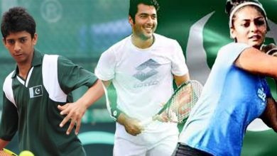 Photo of پاکستان کی ٹینس ٹیم ساؤتھ ایشین گیمز میں شرکت کے لیے روانہ
