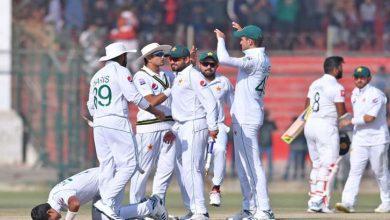 Photo of دو ٹیسٹ میچوں کی سیریز ایک صفر سے پاکستان کے نام