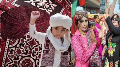 Photo of سندھ کی ثقافت سے اظہار محبت کا دن