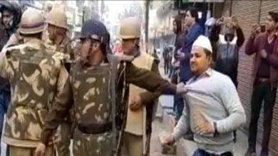 Photo of بھارتی مسلمانوں کے خلاف پولیس کا کریک ڈاؤن
