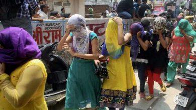 Photo of ممبئی سے جسم فروشی کا بڑا نیٹ ورک پکڑا گیا