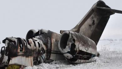 Photo of روسی انٹیلی جنس نے امریکی طیارے کی تباہی کی رپورٹ د ے دی