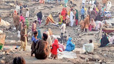 Photo of کراچی آتش زدگی : ہمارے سر چھپانے کا بندوبست کیا جائے