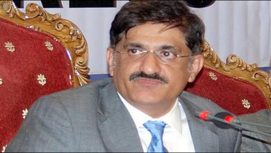 Photo of گیس کے اخراج سے اموات پر افسوس ہے ،وزیراعلیٰ سندھ