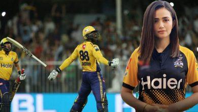 Photo of ثنا جاوید پشاور زلمی کی ٹیم کے ساتھ جڑ گئی