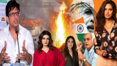 Photo of مسلم کش فسادات پر ہندو اداکاروں کی کھل کرمخالفت
