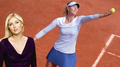 Photo of ٹینس اسٹار ماریہ شراپوا نے ٹینس کو خیرباد کہہ دیا