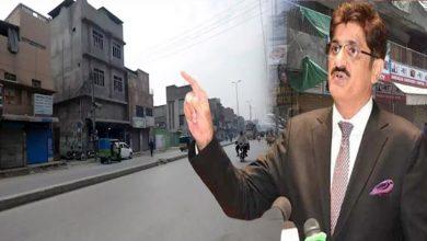 Photo of سندھ بھر میں لاک ڈاؤن کا آغاز
