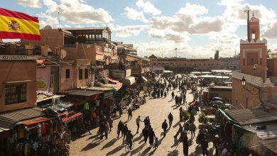 """Photo of اسپین کی گلیوں میں صدائے"""" اللہ اکبر"""" گونج اٹھی"""