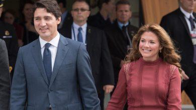 Photo of کورونا کو شکست ، کینیڈین وزیر اعظم کی اہلیہ صحتیاب