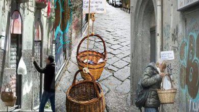 Photo of اٹلی کے شہریوں کا بے گھر افراد کی مدد کرنے کا انوکھا طریقہ