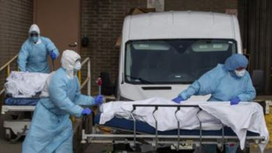 Photo of مہلک وبا سے ہلاکتوں کی تعداد 1 لاکھ سے تجاوز کرگئی